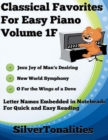 Image for Classical Favorites for Easy Piano Volume 1 F