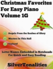 Image for Christmas Favorites for Easy Piano Volume 1 G