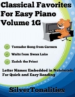 Image for Classical Favorites for Easy Piano Volume 1 E