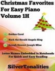 Image for Christmas Favorites for Easy Piano Volume 1 H