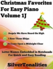 Image for Christmas Favorites for Easy Piano Volume 1 J