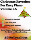 Image for Christmas Favorites for Easy Piano Volume 2 A
