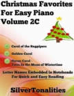 Image for Christmas Favorites for Easy Piano Volume 2 C