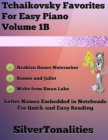 Image for Tchaikovsky Favorites for Easy Piano Volume 1 B