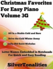 Image for Christmas Favorites for Easy Piano Volume 3 G