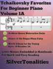 Image for Tchaikovsky Favorites for Beginner Piano Volume 1 A