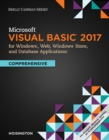 Image for Microsoft Visual Basic 2017 for Windows, Web, and Database Applications: Comprehensive