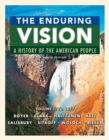 Image for The Enduring Vision : A History of the American People, Volume 1: To 1877