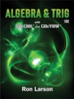Image for Algebra & Trigonometry