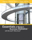 Image for Essentials of Modern Business Statistics with Microsoft (R)Office Excel (R) (with XLSTAT Education Edition Printed Access (R)Card)