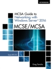 Image for MCSA guide to networking with Windows Server 2016, exam 70-741