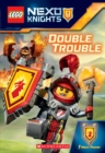 Image for Double Trouble (LEGO NEXO Knights: Chapter Book)