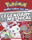 Image for Official Guide to Legendary and Mythical Pokemon