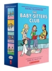 Image for The Baby-Sitters Club Graphix #1-4 Box Set: Full-Color Edition