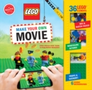 Image for LEGO make your own movie  : 100% official LEGO guide to stop-motion animation