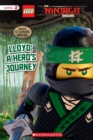 Image for Lloyd: A Hero's Journey (The LEGO NINJAGO MOVIE: Reader)