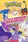 Image for Alola region handbook