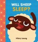 Image for Will Sheep Sleep?