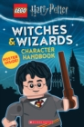 Image for LEGO Harry Potter character handbook