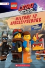 Image for Welcome to Apocalypseburg (The LEGO MOVIE 2: Reader with Stickers)