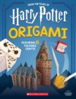 Image for Origami: 15 Paper-Folding Projects Straight from the Wizarding World! (Harry Potter)