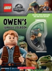 Image for Owen's Jurassic Logbook (wth Owen minifigure and mini Blue Raptor)