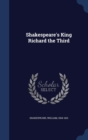 Image for Shakespeare's King Richard the Third
