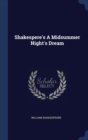 Image for SHAKESPERE'S A MIDSUMMER NIGHT'S DREAM