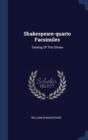 Image for SHAKESPEARE-QUARTO FACSIMILES: TAMING OF