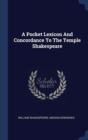 Image for A POCKET LEXICON AND CONCORDANCE TO THE