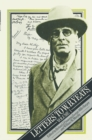 Image for Letters to W.B. Yeats