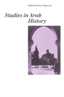 Image for Studies in Arab History: The Antonius Lectures, 1978-87