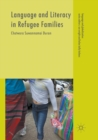 Image for Language and Literacy in Refugee Families