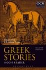 Image for Greek stories: a GCSE reader