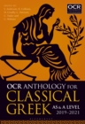 Image for OCR anthology for classical Greek AS and A Level: 2019-21