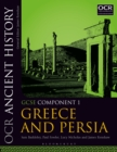Image for OCR ancient history GCSE.: (Greece and Persia) : Component 1,