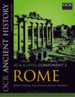 Image for OCR ancient history AS and A levelComponent 2,: Rome