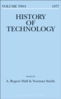 Image for History of technology. : Volume 2