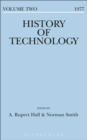 Image for History of Technology Volume 2