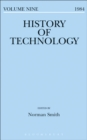Image for History of technology. : Volume 9, 1984
