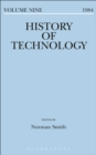 Image for History of Technology Volume 9
