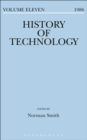 Image for History of Technology Volume 11