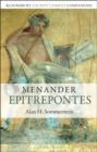 Image for Menander - Epitrepontes