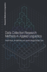 Image for Data collection research methods in applied linguistics