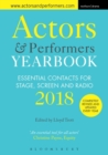 Image for Actors & performers yearbook 2018