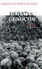 Image for Debating genocide