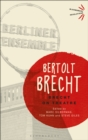Image for Brecht on theatre: the development of an aesthetic