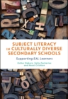 Image for Subject literacy in culturally diverse secondary schools  : supporting EAL learners