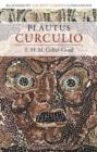 Image for Plautus: Curculio