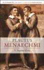 Image for Plautus - Menaechmi